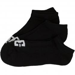 DC Shoes Socken Ankle 3er schwarz