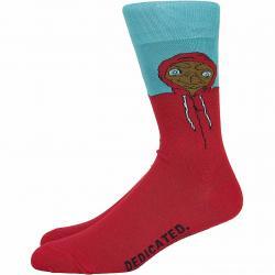 Dedicated Socken Extra Terrestrial rot
