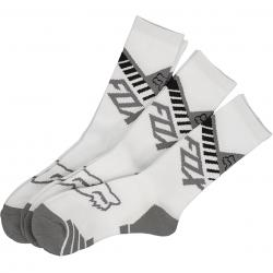 Fox Socken Core Crew 3er weiß