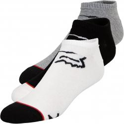 Fox Fheadx No-Show 3er Pack Socken multi