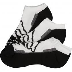 Fox Socken Perf No Show 3er weiß
