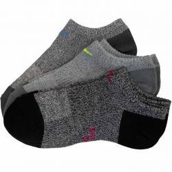 Nike Damen Socken Everyday Lightweight No-Show 3er grau/mehrfarbig