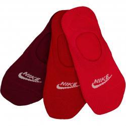 Nike Damen Socken Footie 3er mehrfarbig