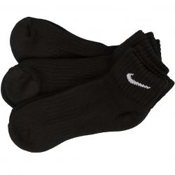 Nike Socken Cushion Quarter Training schwarz/weiß
