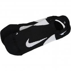 Nike Socken Dry Elite Cush No-Show schwarz/weiß