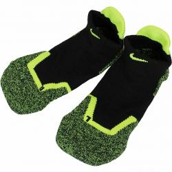 Nike Socken Elite Tennis No-Show schwarz/grün
