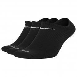 Nike Everyday Plus Cushioned Dri-Fit Socken 3er Pack schwarz