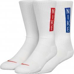 Nike Heritage Crew Socken 2er Pack weiß