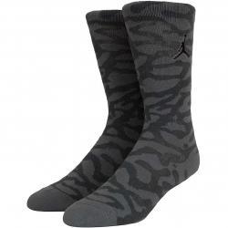 Nike Socken Jordan Elephant grau/schwarz