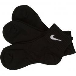 Nike Socken Lightweight Quarter schwarz/weiß