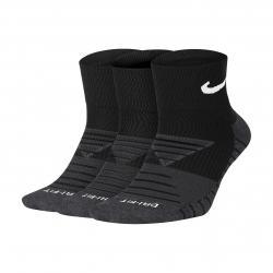 Nike Socken Everyday Max Cushion Ankle 3er schwarz/weiß