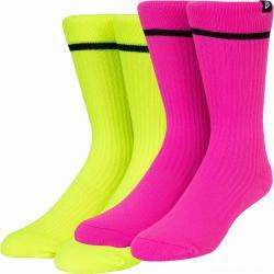 Nike Heritage SNEAKR Ankle Socken 2er Pack multi