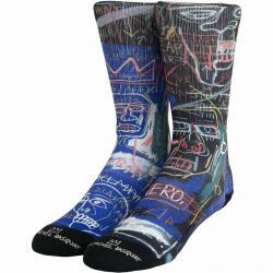 Stance Socken Anatomy schwarz/blau