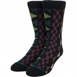 Stance Socken Aztec schwarz