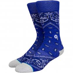 Stance Socken Barrio 2 blau