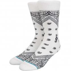 Stance Socken Barrio 2 weiß