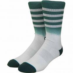 Stance Socken Bobby 2 grün/weiß