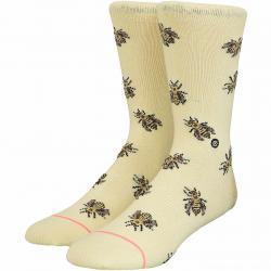 Stance Damen Socken Buzzchill gelb