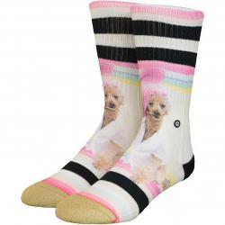 Stance Damen Socken Call Me Bev pink