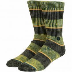 Stance Socken Cord grün