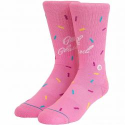 Stance Socken Glazed pink