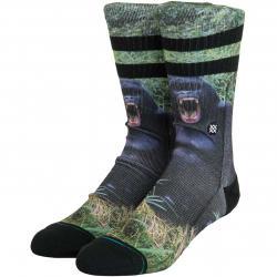 Stance Socken Gorilla schwarz