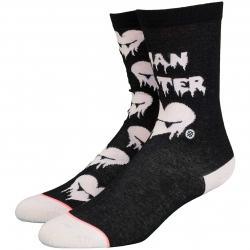 Stance Damen Socken Hangry schwarz