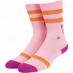Stance Damen Socken Heaps Cool pink