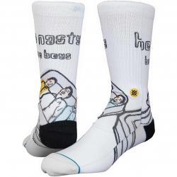 Stance Socken Hello Nasty weiß