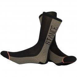 Stance Damen Socken Judge Me schwarz/braun