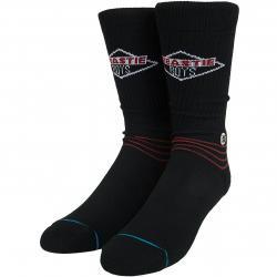 Stance Socken Licensed To Ill schwarz