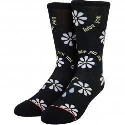 Stance Damen Socken Love You Not schwarz
