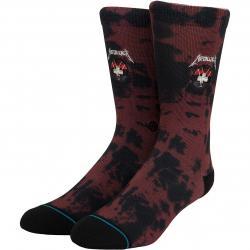 Stance Socken Metallica Master Of Puppets rot
