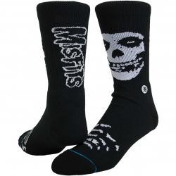 Stance Socken Misfits schwarz