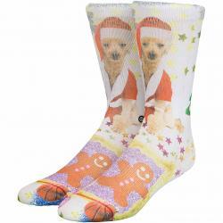 Stance Damen-Socken Mrs Paws weiß