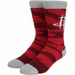Stance Socken NBA Arena Rockets Camo Melange rot