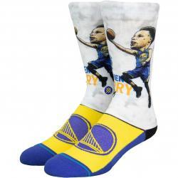 Stance Socken NBA Steph Big Head mehrfarbig