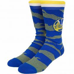 Stance Socken NBA Arena Warriors Camo Melange blau