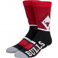 Stance Socken NBA Chicago Bulls Shortcut 2 rot