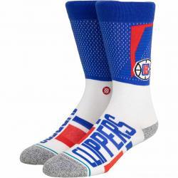 Stance Socken NBA Los Angeles Clippers Shortcut 2 blau