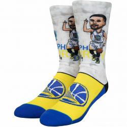 Stance Socken NBA Legends Curry Big Head blau