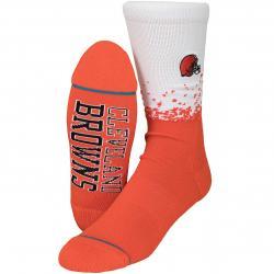 Stance Socken NFL Browns Fade 2 orange