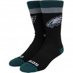 Stance Socken NFL Eagles Go Birds schwarz