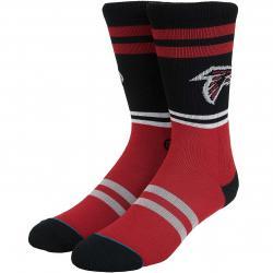 Stance Socken NFL Falcons Logo schwarz/rot
