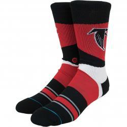 Stance Socken NFL Falcons Retro rot