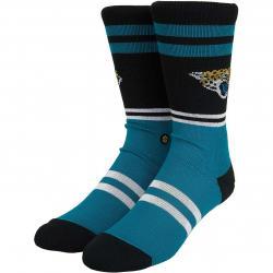 Stance Socken NFL Jaguars Logo schwarz
