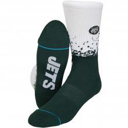 Stance Socken NFL Jets Fade 2 grün