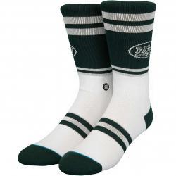 Stance Socken NFL Jets Logo grün/weiß