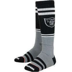 Stance Socken NFL Oakland schwarz