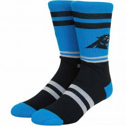 Stance Socken NFL Panthers Logo blau/schwarz